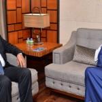 PM receives Tunisian Counterpart