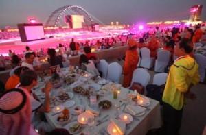 Dubai hosts dinner for Chinese