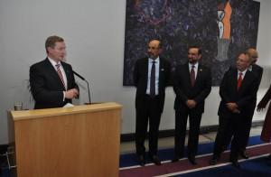 Irish PM Receives UAE Trade Delegation