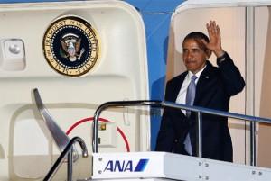 Obama seeks to reassure partners on Asia trip