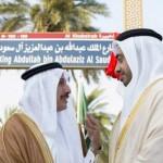 Abu Dhabi street named after Saudi King