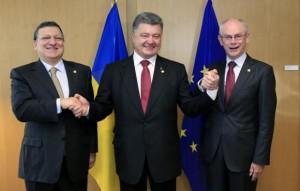 EU gives Russia 3 days on Ukraine