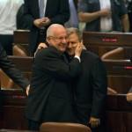 Israel chooses Rivlin as President
