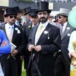 Sheikh Mohammed attends Royal Ascot Horse Festival