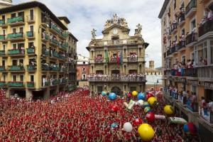 Spain's bull-run fest continues