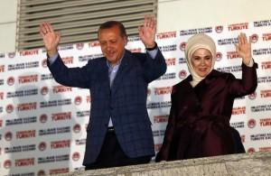 Erdogan wins Turkey's Presidential vote