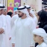 Sheikh Hamdan bin Zayed opens ADIHEX