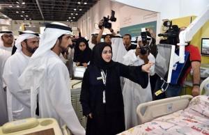 Dubai Crown Prince opens 34th GITEX Technology Week