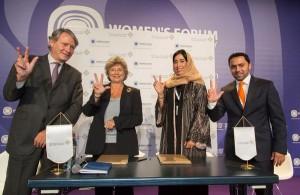 Dubai to host Women's forum Meeting 2016