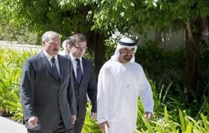 Sheikh Mohamed bin Zayed receives Belarus' President