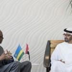 Sheikh Mohamed bin Zayed receives President of Rwanda