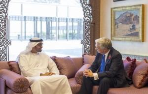 UK-UAE to strengthen defence ties