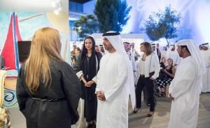 6th Edition of Art Abu Dhabi held