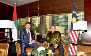 FM meets Malaysian Counterpart