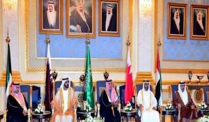 PM and Sheikh Mohammed bin Zayed visit Riyadh