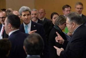 NATO FMs meeting held in Brussels