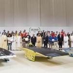 Abu Dhabi Solar Challenge winners honoured