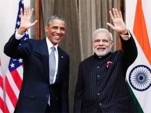 Obama holds talks with Modi