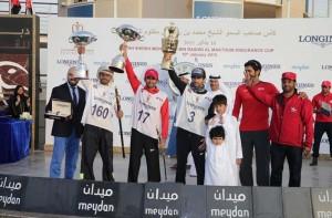 Sheikh Mohammed attends endurance race