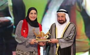 Sharjah Ruler attends Gulf theatre Festival