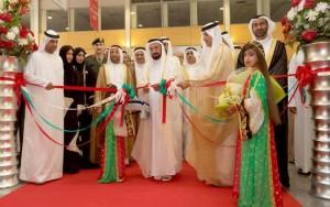 Sheikh Sultan Al Qasimi opens Career Fair