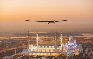 Successful Tests Flights for Solar Impulse 2 in Abu Dhabi