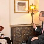 UAE is strongest partners to UN: Ban Ki-moon