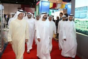 Dubai Government Achievements Exhibition held