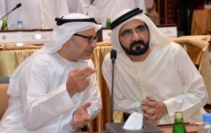 PM attends 9th Forum of UAE Ambassadors
