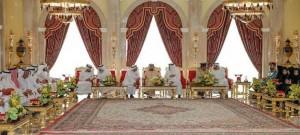 PM receives copy of Al-Suwaidi's book