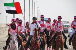 Pink Caravan Ride 2015 Concludes