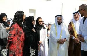 Sharjah Ruler opens 12th Sharjah Biennial