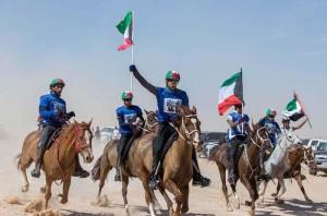 Sheikh Hamdan crowned Gulf Endurance Cup champion