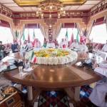 Sheikh Mohamed bin Zayed attends GCC meeting