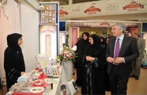 Zayed University Entrepreneurship Carnival opens