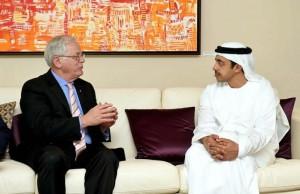 FM meets Australian Minister for Trade