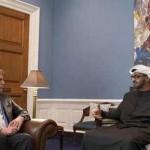 Sheikh Mohamed bin Zayed Al Nahyan meets US officials