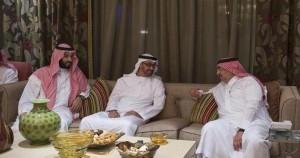 Sheikh Mohamed bin Zayed meets Saudi deputy crown prince