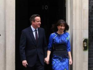 UAE Leaders congratulate Cameron