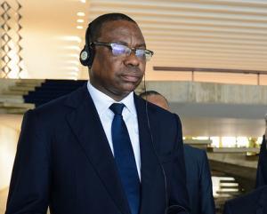 FM receives Senegalese counterpart
