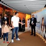 FM visits UAE Pavilion at Expo Milano 2015