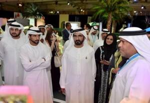 PM inspects new Arab Media Forum's media centre