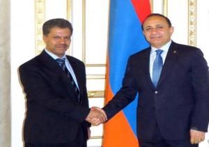 UAE ambassador meets Armenian PM