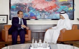 FM receives UN's new envoy for Yemen