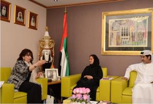 Prospects of UAE-UNDP partnership discussed