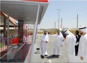 Solar energy to power Dubai bus stops