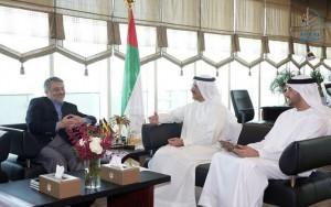 UAE-Iran to enhance economic cooperation