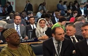UAE to provide aid to eradicate hunger: Sheikha Lubna