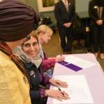 Jawaher Al Qasimi awarded Golden Humanitarian Personality