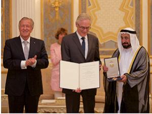 Sharjah Ruler wins Germany's Grand Order of Merit